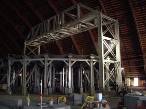 structural components fabrication